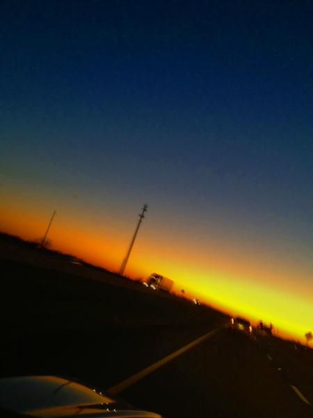Sunset012712