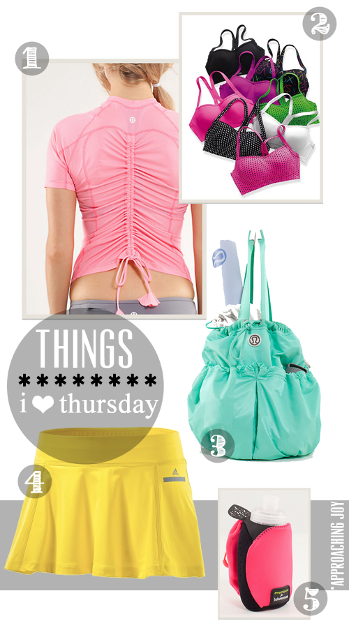 Thingsiheartworkout