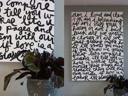 Elise script art
